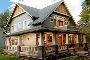 Stunning Craftsman Style House Ideas