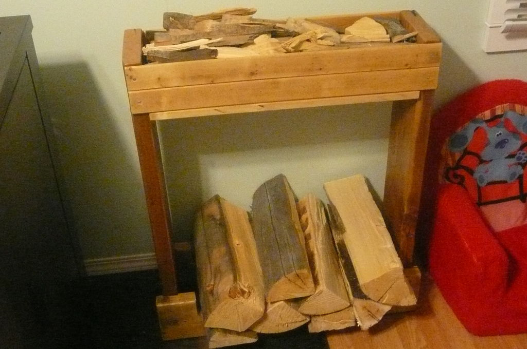 10 Best Diy Indoor Firewood Rack And Storage Ideas Images