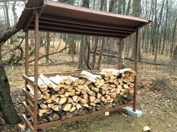 14 Best Diy Outdoor Firewood Rack And Storage Ideas Images