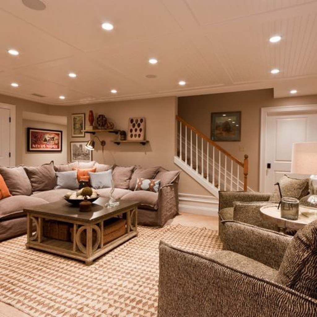 7 Awesome Basement Design Ideas For Your Inspiration