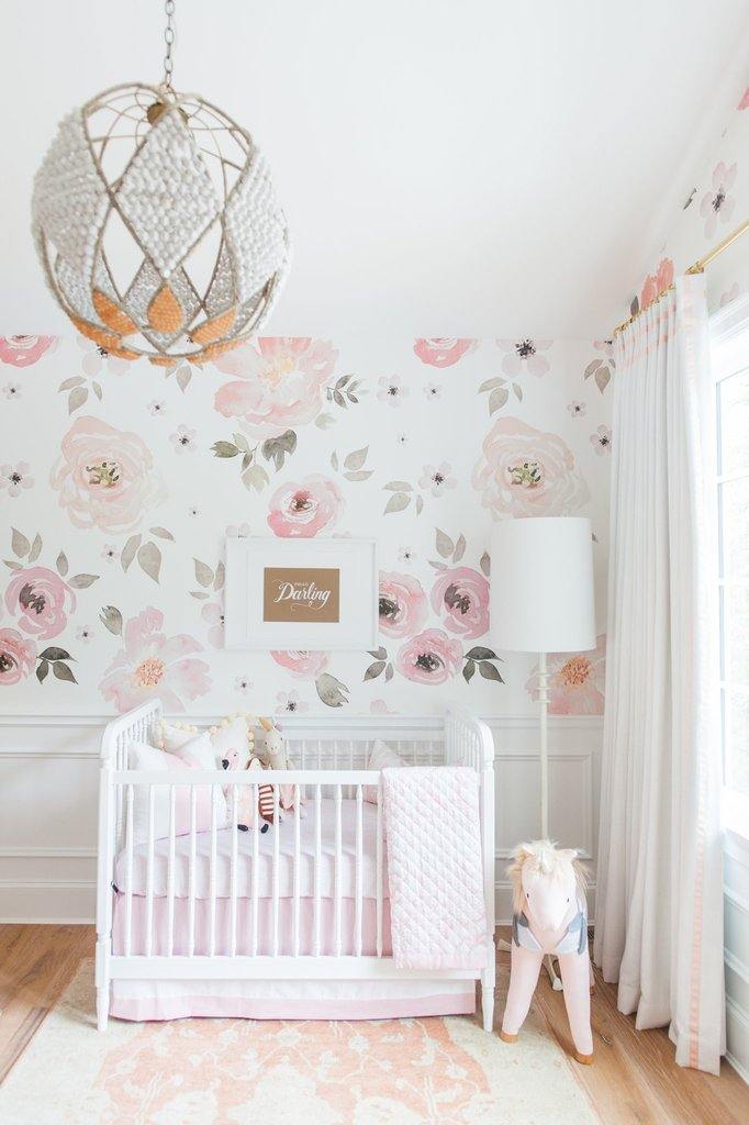 ✓ 15+ Ideas for The Baby Girl\'s Room [Images]