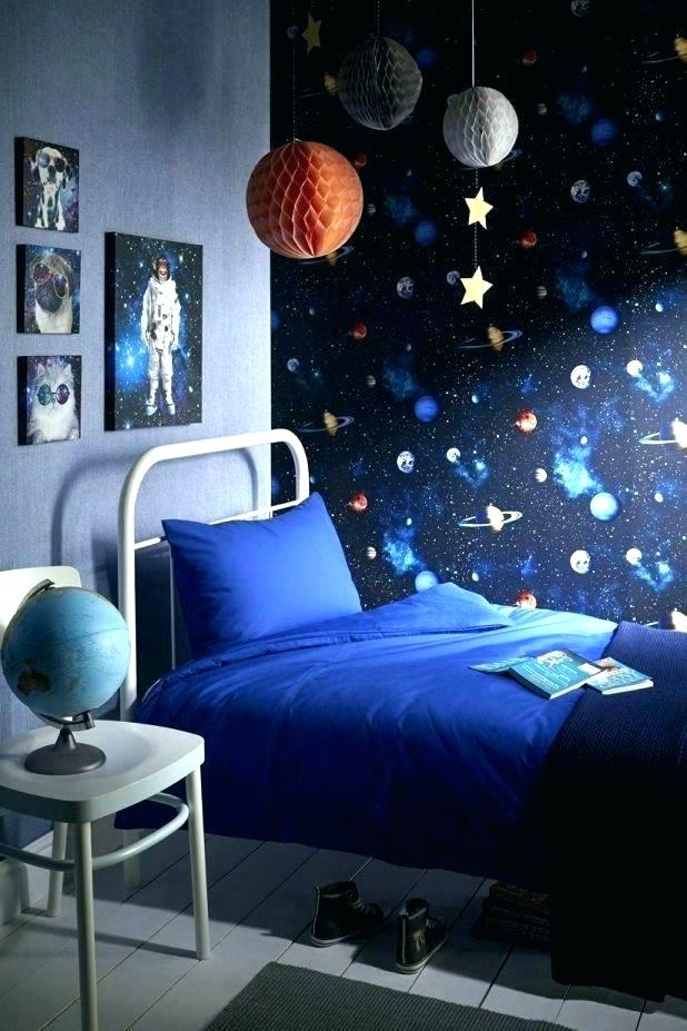 √ 15+ Incredible Space Themed Bedroom Ideas