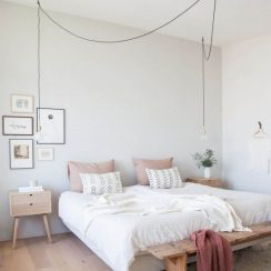 9 Minimalist Bedroom that Works Well on Your Room