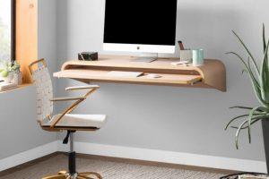7 Minimalist Computer Desk to Make Your Office More Productive