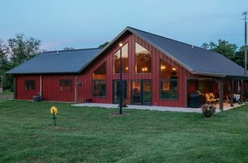 Metal Barndominium Floor Plans Ideas that You Can Try