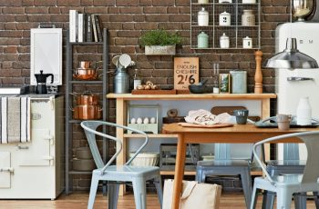 Kitchen Wallpaper: Tips and Ideas that Beautify Your Kitchen