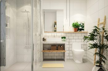 Minimalist Bathroom Design that Blown Your Imagination