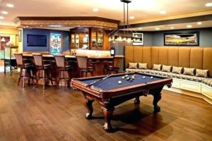 How to Design Recreational Room For Family