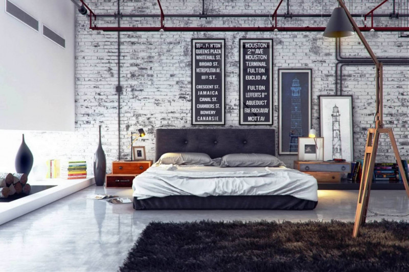 9 Mens Bedroom Ideas That Suit To Your Masculinity