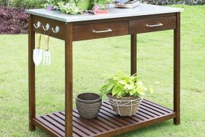 10 Creative Potting Bench Ideas and Design