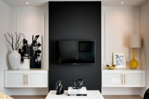 Do It Yourself TV Wall Design