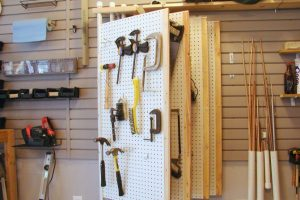 How to Organize Tool Storage