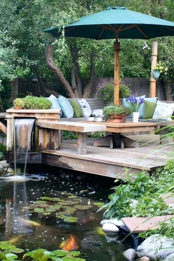 √ 85+ Minimalist Fish Pond Design Ideas for 2019 | How to ...