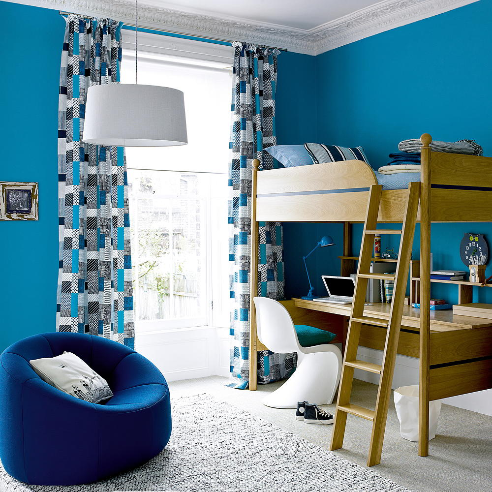 Cool Bedroom Ideas For Teenage Guys: 85+ Cool Boys Bedroom Ideas For Your Inspiration