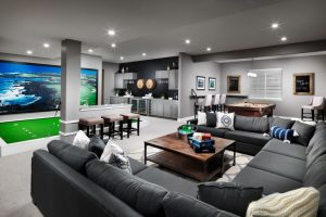 5 Cool Ways to Use Your Basement
