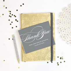 Writing Thank You Cards